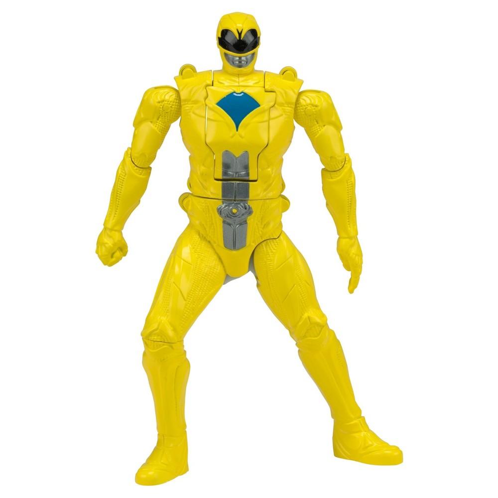 Power Rangers Movie Super Morphing - Yellow Ranger