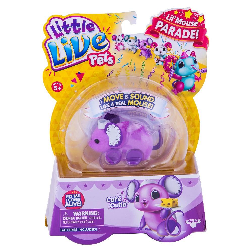Little Live Pets Lil' Mouse - Café Cutie