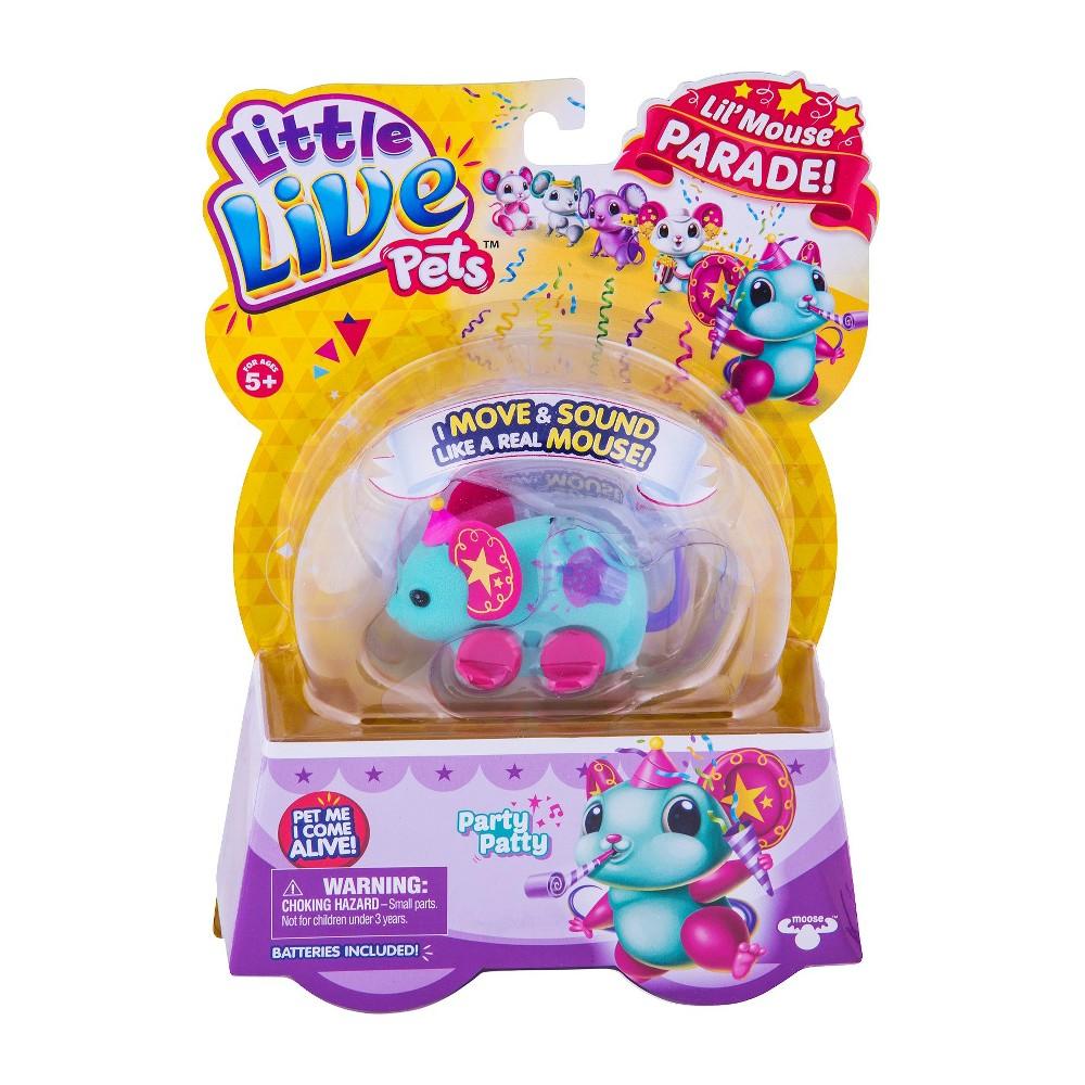 Little Live Pets Lil' Mouse - Party Patty