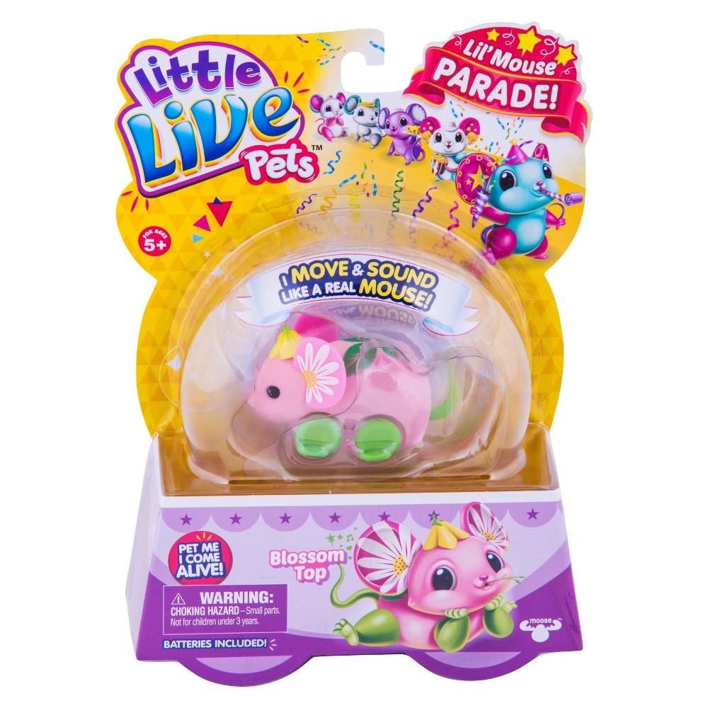 Little Live Pets Lil' Mouse - Blossom Top