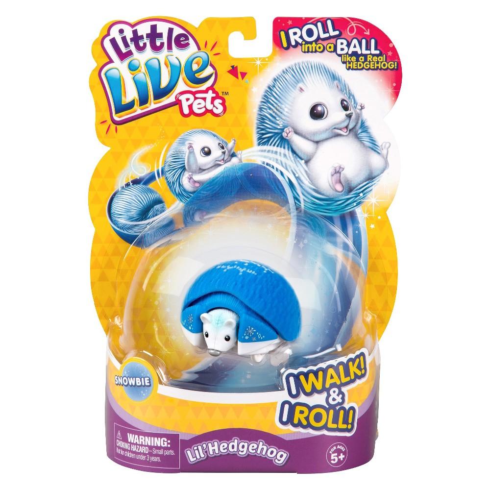 Little Live Pets Lil' Hedgehog - Snowbie