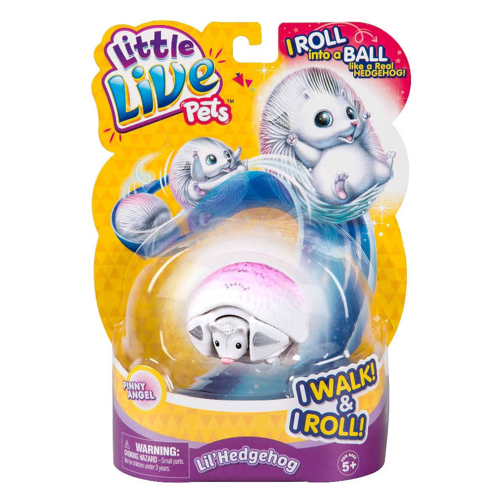 UPC 630996283424 - Little Live Pets Lil Hedgehog Pinny Angel