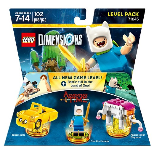 LEGO Dimensions Adventure Time Level Pack Target