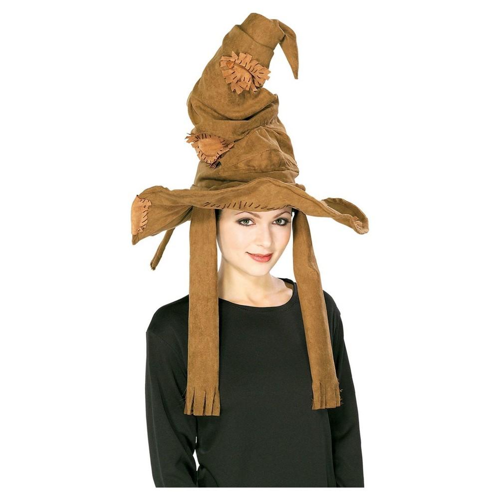 Halloween Harry Potter Sorting Hat Brown, Boys