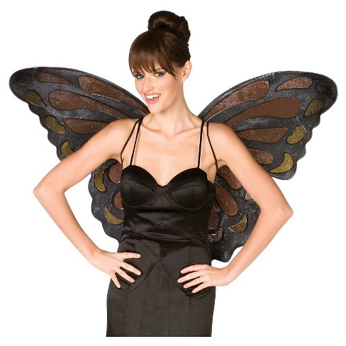 Halloween Monarch Butterfly Wings Adult - image 1 of 1