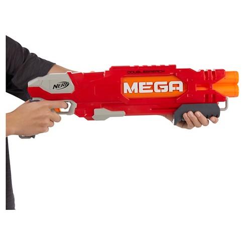 Nerf N-Strike Barrel Break IX-2 Double Barrel Shotgun Dart Gun Blaster