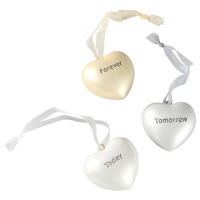 Ornament Today Tomorrow Forever Party Decoration