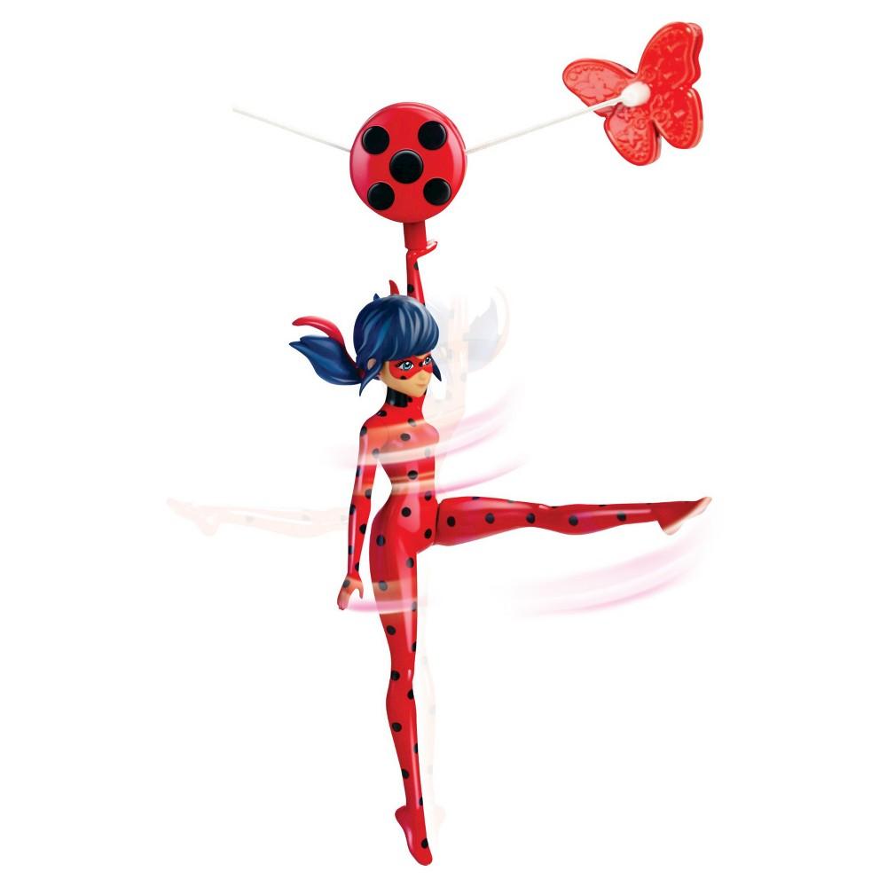 Miraculous Action Doll - Zipline Ladybug