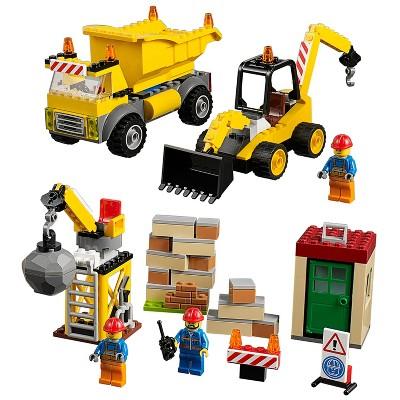 LEGO® Juniors Demolition Site 10734