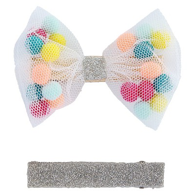 Toddler Girls' 2-Piece Hair Clip Set - Cat & Jack™
