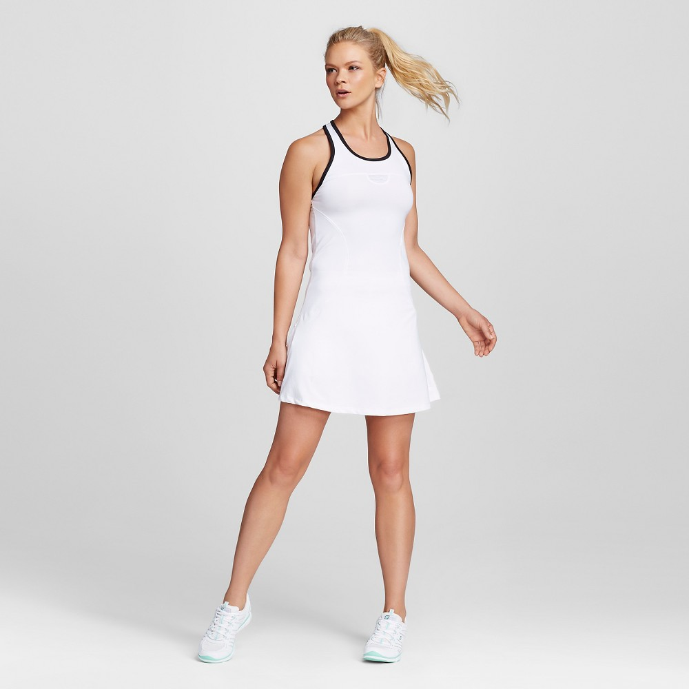 Womens Tennis Dress - C9 Champion White Xxl