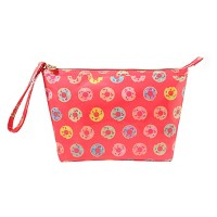 Dabney Lee Doughnuts Clutch Makeup Bag. opens in a new tab.