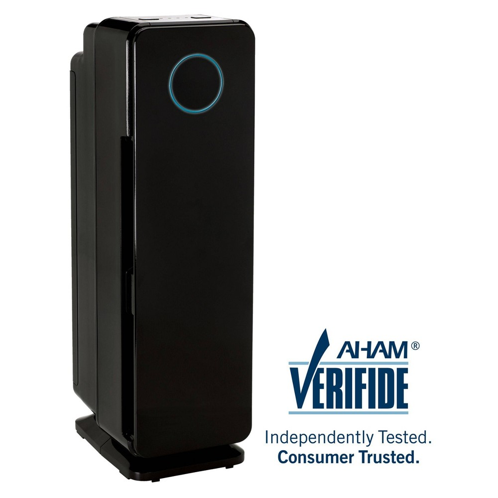 Germ Guardian Elite 3-in-1 Pet Pure True Hepa Air Purifier AC4300BPTCA, Black