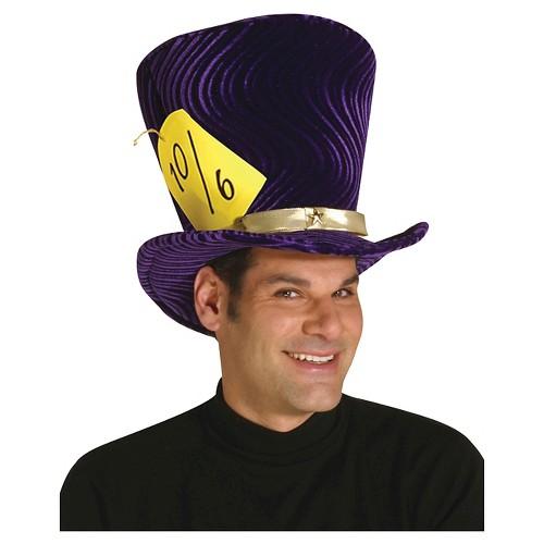 Fairy Tale Top Hat Purple, Men's