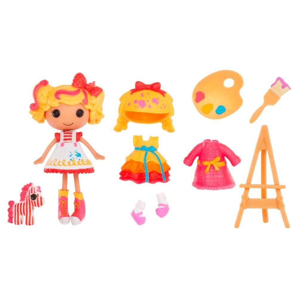 Lalaloopsy Minis Doll- Spot Splatter Splash