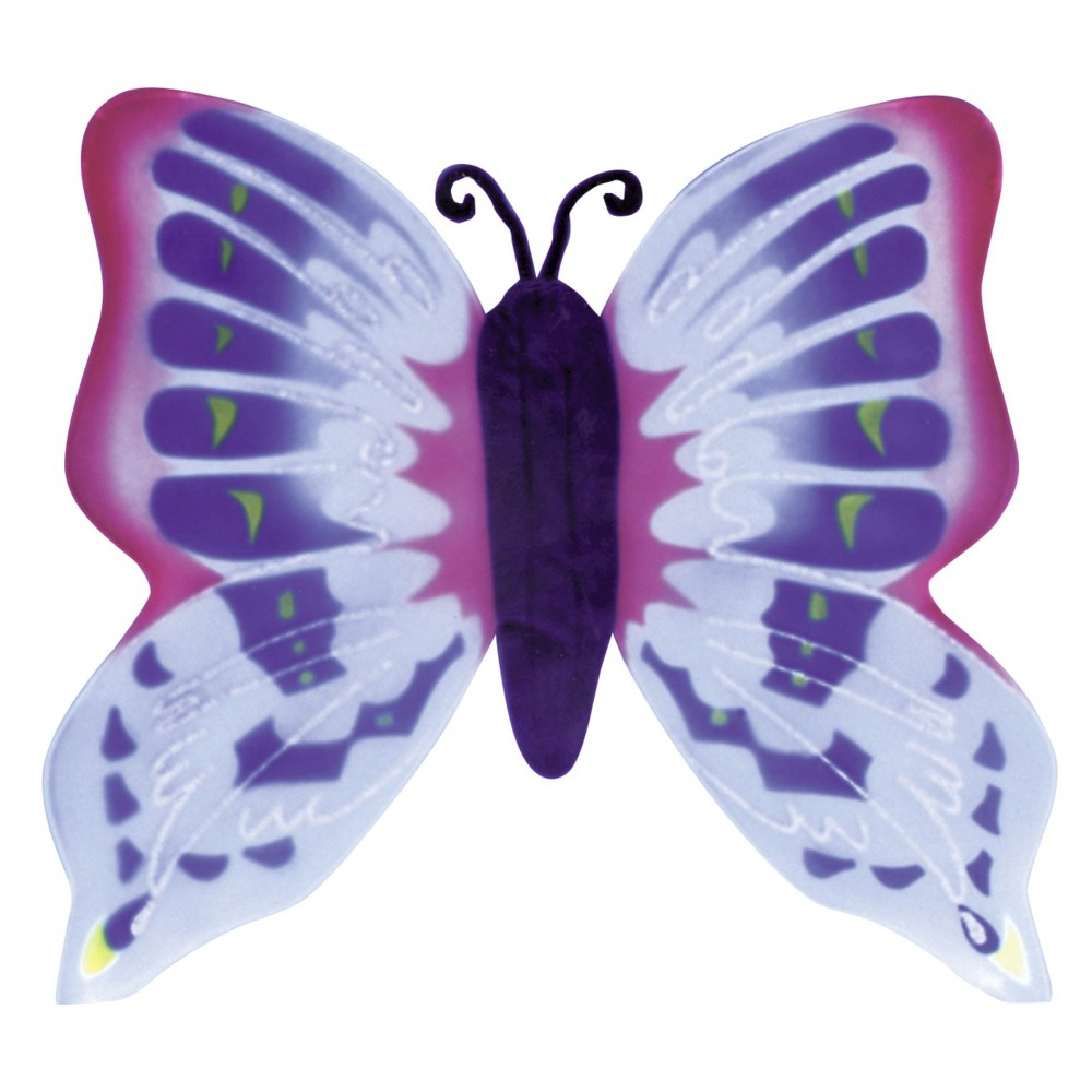 Wings Butterfly Accessory, Womens, Multi-Colored
