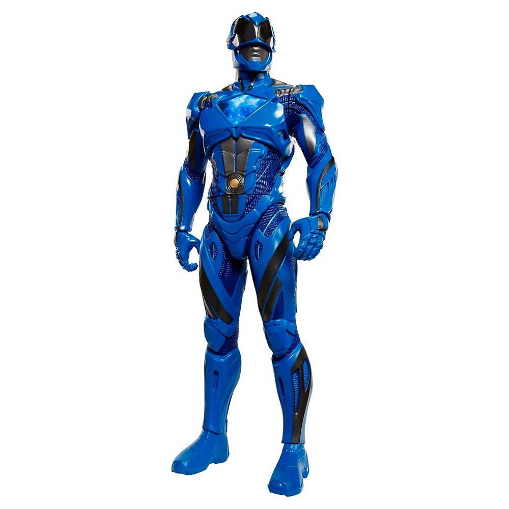 Power Rangers Movie - Blue Ranger Action Figure 20