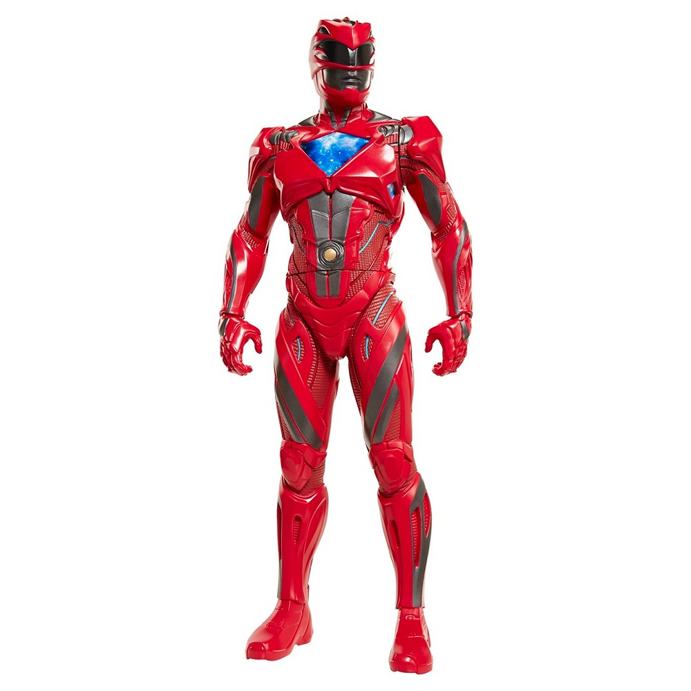Power Rangers Movie - Red Ranger Action Figure 20