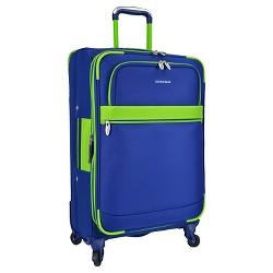 """U.S. Traveler Alamosa 31"""" Expandable Spinner Suitcase"""