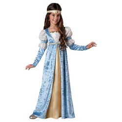 Girls' Renaissance Maiden Costume