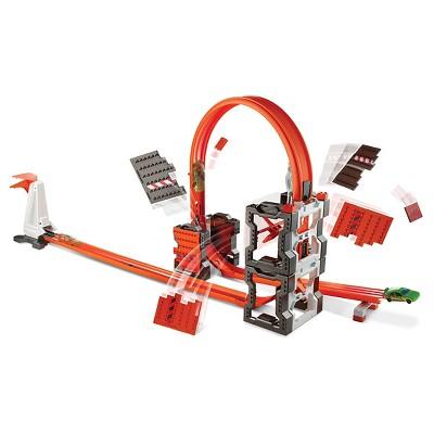 Hot Wheels Track Builder Vehicle Playset