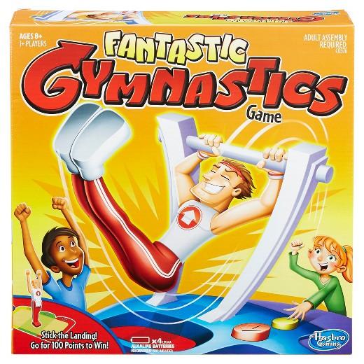 Fantastic Gymnastics Game Target