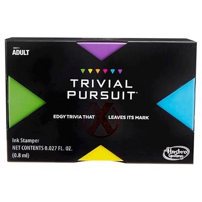 Hasbro -Trivial Pursuit Board Game