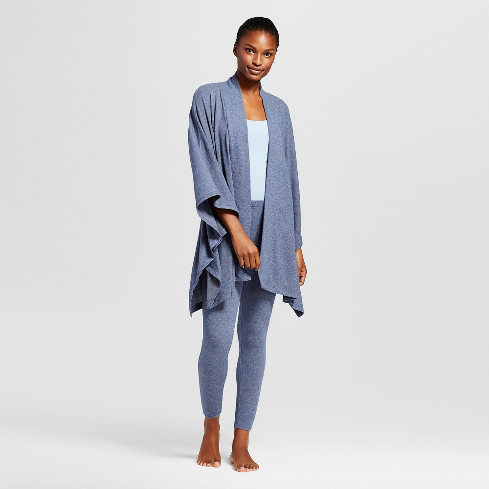 Womens Brushed Jersey - Nighttime Blue M
