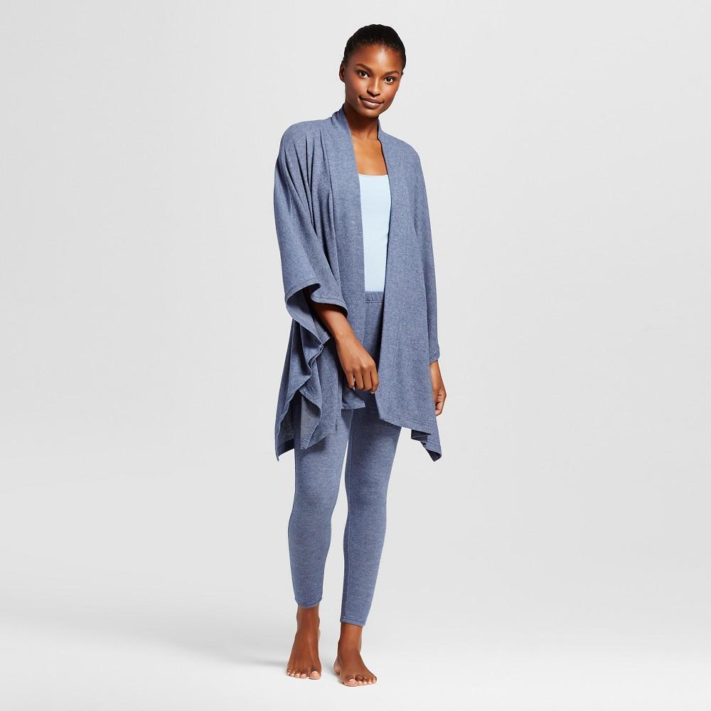 Womens Brushed Jersey - Nighttime Blue XS