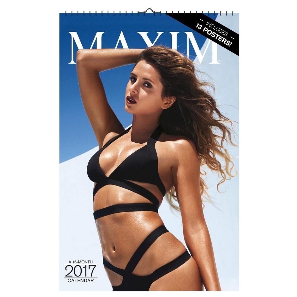 Maxim 2017 Calendar (Paperback)