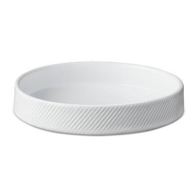 Stoneware Bowl Medium White - Modern by Dwell Magazine