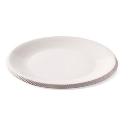 Stoneware Platter White - Modern by Dwell Magazine