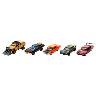Fast & Furious Road Muscle Vehicle 5-Pack