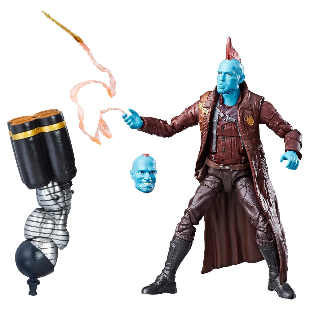 Marvel Guardians of the Galaxy Yondu Legends Series Action Figure 6