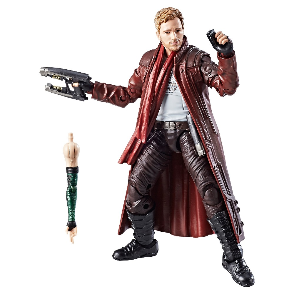 Marvel Guardians of the Galaxy Legends Series Star-Lord Action Figure
