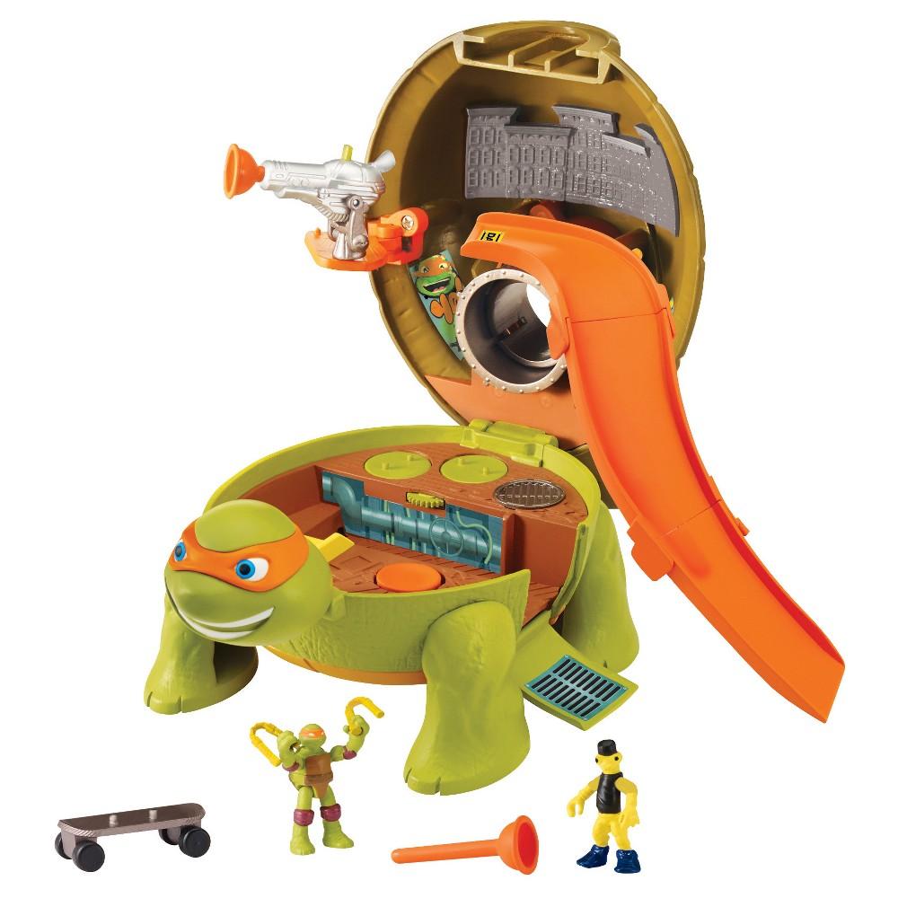 Teenage Mutant Ninja Turtles Micro Mutants Michelangelo's Skate Park