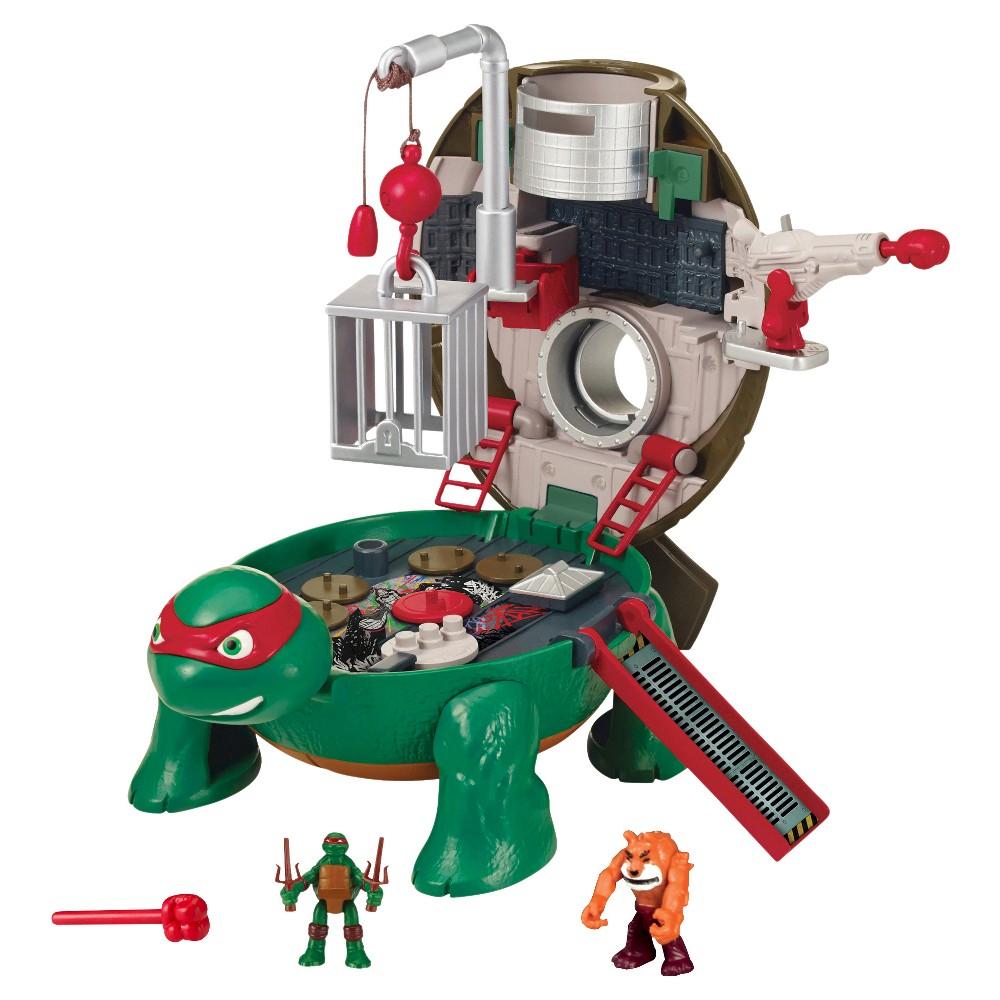 Teenage Mutant Ninja Turtles Micro Mutants Raphael's Rooftop