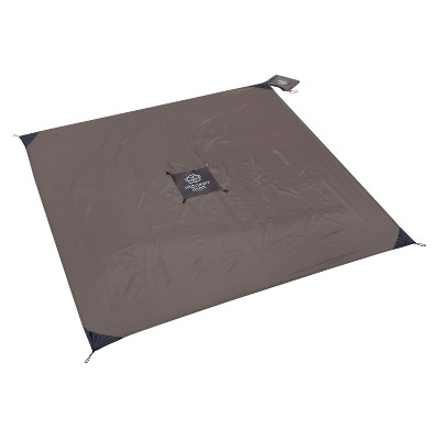 Monkey Mat® Your Ultra Compact Portable Floor - Gray Groove
