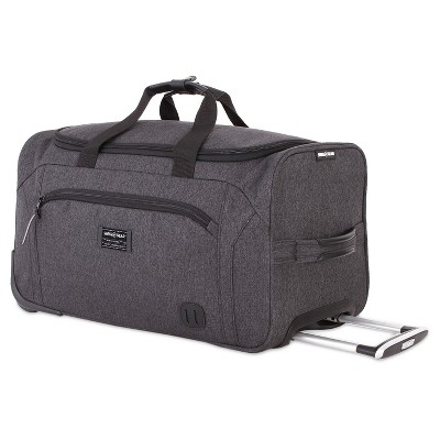 SwissGear Getaway Collection 20  Carry On Rolling Duffel
