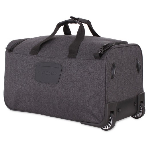 Swissgear Getaway Collection 20 Carry On Rolling Duffel Target