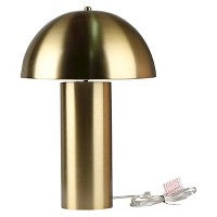 Metal Table Lamp (Includes CFL Bulb) - Gold - Threshold. opens in a new tab.