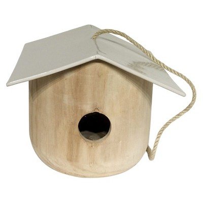 Wood Bird House - Smith & Hawken™