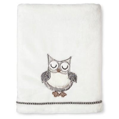 Sheringham Road™ Treehouse Owl Blanket