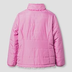Girls' Stevies Reversible Fleece Jacket : Target