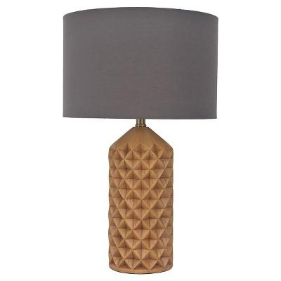 Carved Wooden Lamp - Nate Berkus™