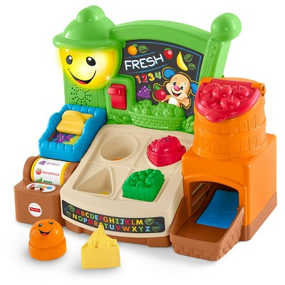 Fisher-Price Laugh and Learn Fruits and Fun Learning Market