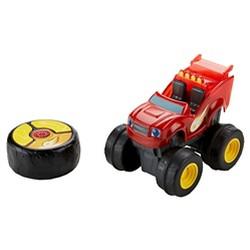 Fisher-Price Nickelodeon Blaze and the Monster Machines R/C Racing Blaze Vehicle