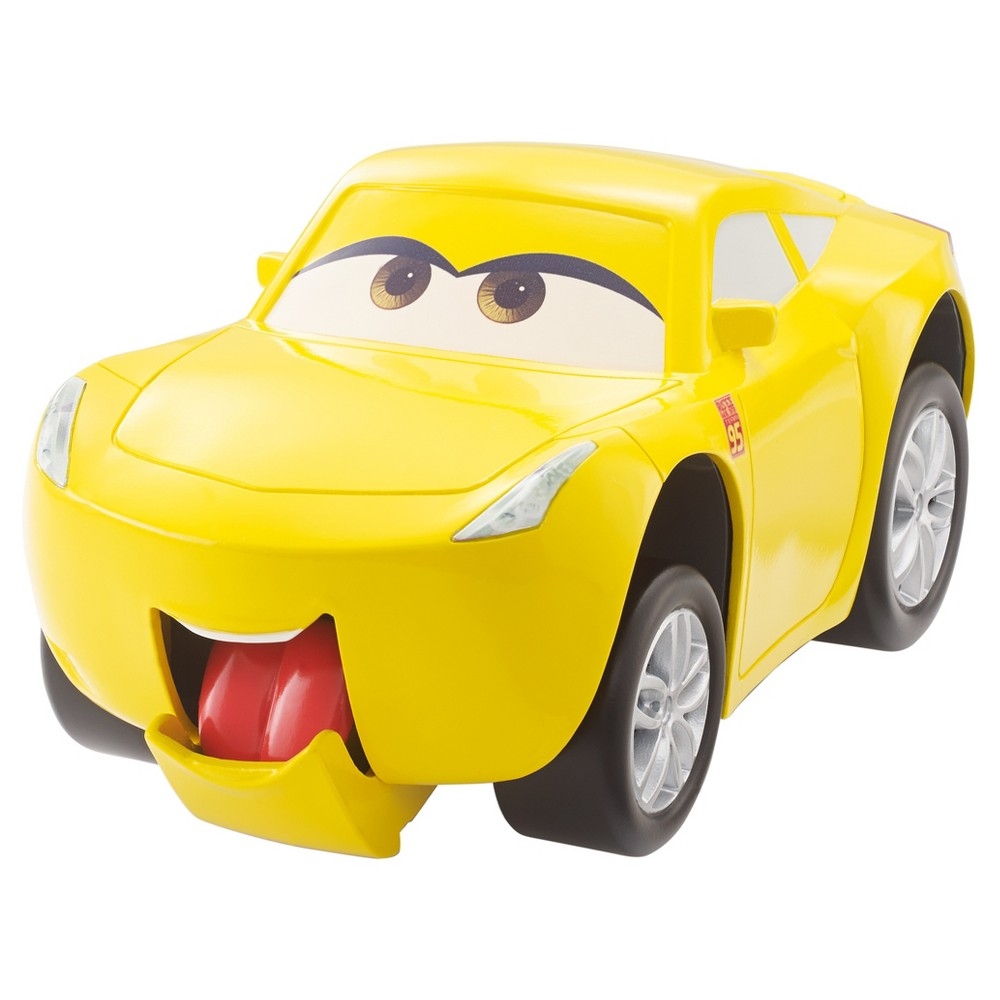 Disney Pixar Cars 3 - Funny Talkers Cruz Ramirez Vehicle