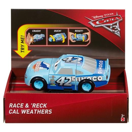 Disney Pixar Cars Race And Reck Cal Weathers Vehicle Target