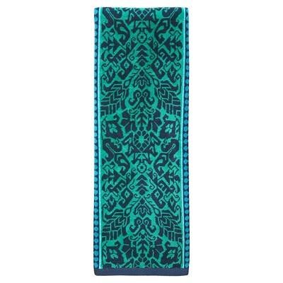 Medallion Beach Towel Green - Evergreen®